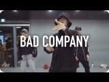 1Million dance studio Bad Company - A$AP Rocky (ft. BlocBoy JB) Junsun Yoo Choreography