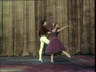 Майя Плисецкая и Александр Богатырев - Ф.Шопен. Ноктюрн. (1977).