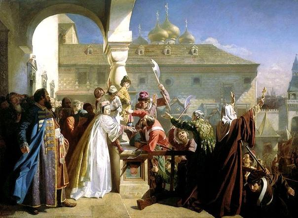 Князь Юрий ДолгорукОВ Сей потомок Рюрика (Долгоруковы - ветвь князей Оболенских, ведущих происхождение от черниговских Рюриковичей) прожил жизнь храброго воина и таким же остался в старости, что