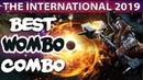 The International 2019 TI9 BEST WOMBO COMBO MOMENTS Closed Qualifiers