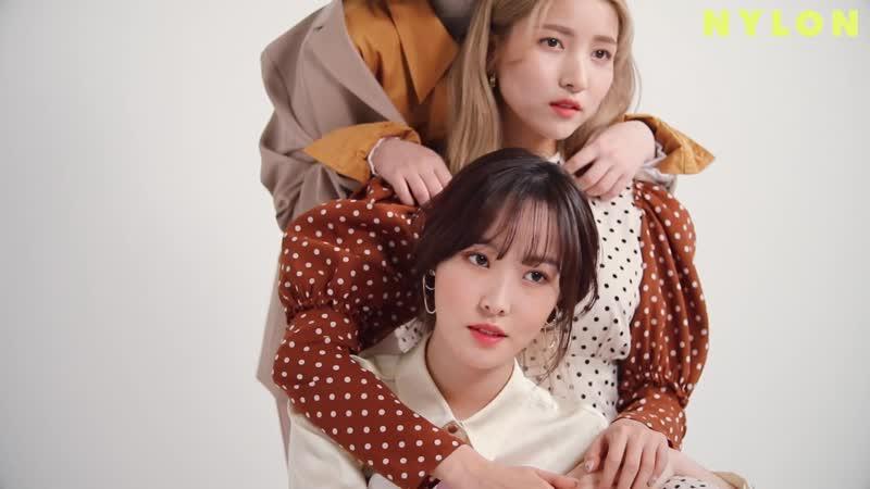 GFriend @ Nylon Korea Photoshoot