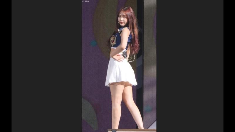 180905 레드벨벳 (Red Velvet) 파워업 (Power Up) 카메라 리허설 (Rehearsal) [조이] JOY 직캠 Fancam (DMC 페스티벌) by Mera