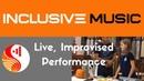 Improvised Music Technology Performance Using Audience Volunteers