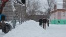 Горки для катания на тюбингах появились во дворах жилых домов в Королёве