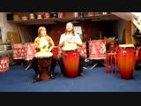 Алексей Морозов и Елена Суслова приглашают на Барабаны мира - 2019