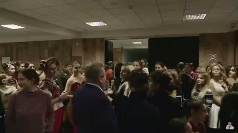Backstage на шоу Михайла Поплавського Я у тебе один