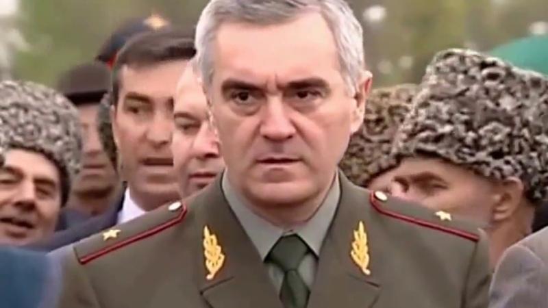 Ингушетия. Президент Мурат Зязиков рядом со своим народом.