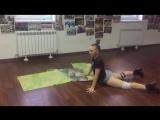 изучаем акробатику в стрипе