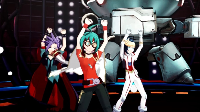Ygo arc v vrains | live for the night MMD