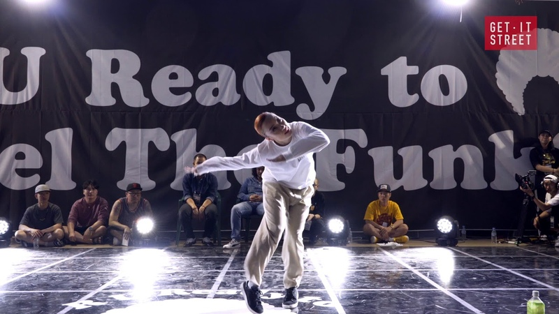 Hoan vs Eun.G Popping Final Feel The Funk 2018