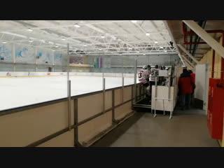 Хоккей, Ревда, играют