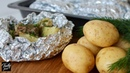 Вкусное Блюдо из Молодого Картофеля в Духовке!