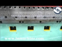 80 120 strokes min Expanded wire mesh machine