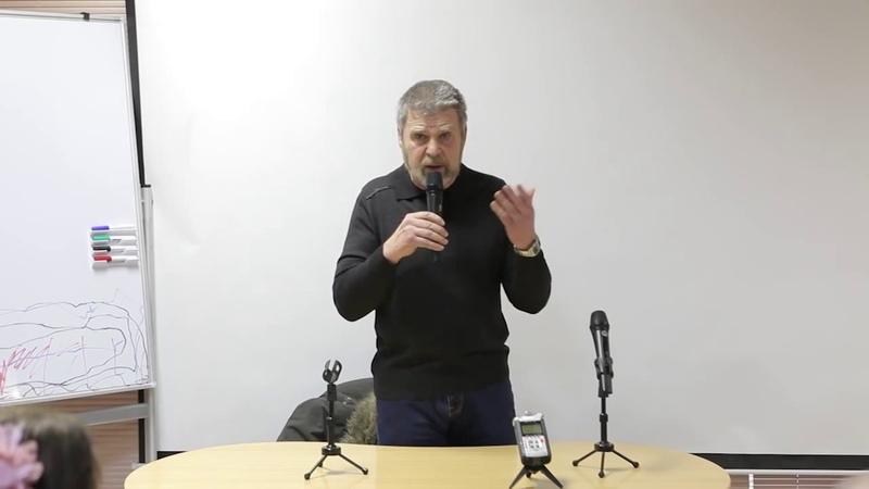 Георгий Сидоров в Краснодаре 18.01.2015 (Полная версия)