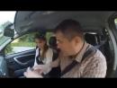 У водителя железные нервы