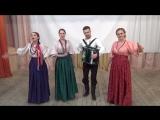 Народный ансамбль песни Славица - Скакал казак через долину