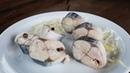 Вкусная Маринованная Малосольная Скумбрия в Секретном Маринаде