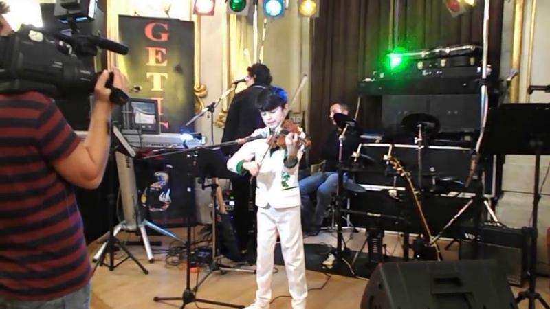Omar Arnaout - la vioara foarte frumos