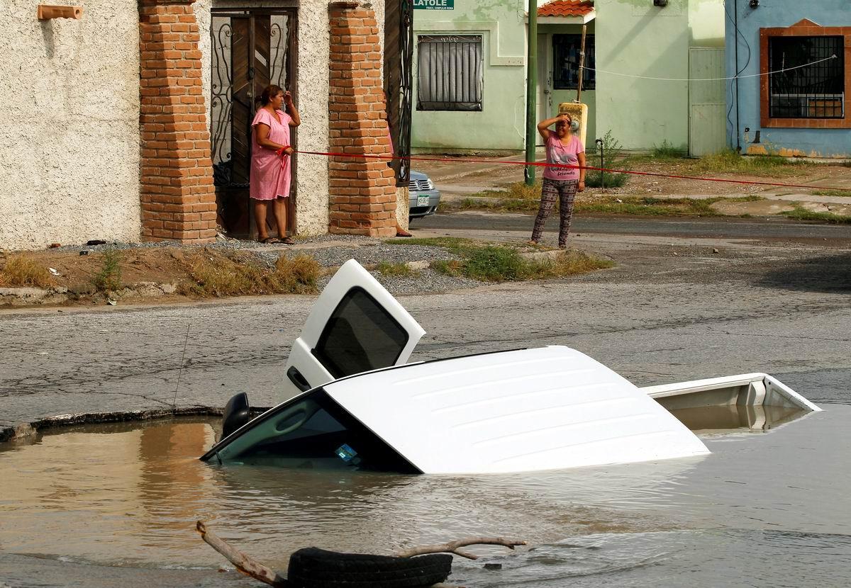 Чужие здесь не ездят: Неспешная жизнь мексиканского городка