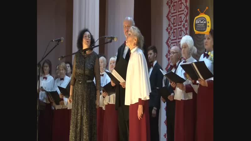 Концерт к Дню Государственности Удмуртии