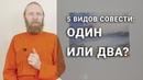 5 видов совести: Один или два?