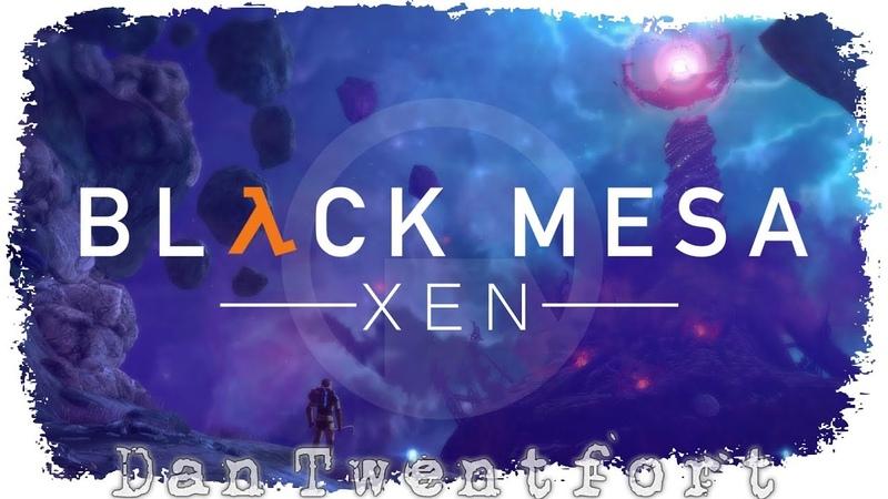 Обзор карт бета-версии мира Зен - без геймплея ● Black Mesa: Xen 2019 ● Блэк Меса Ксен трейлер