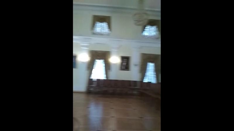 Зал благородного собрания, Национальный музей РК