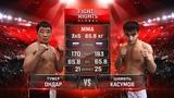 Тумер Ондар vs. Шамиль Касумов Tumer Ondar vs. Shamil Kasumov