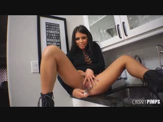 Adriana Chechik (Stirring Things Up A Bit) [Big Tits, Brunette, Masturbation, Real Tits, Toys, Trimmed, Pornstar, 1080p]
