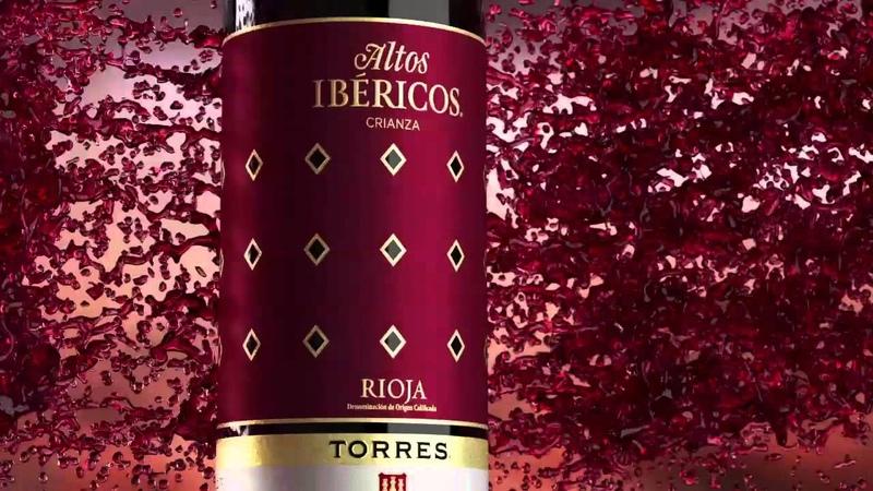 Torres Altos Ibericos Wine TVC Estonia