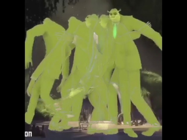 My pee pee itches but with 8 shreks
