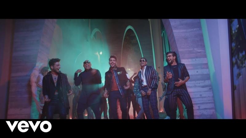 Il Volo Gente de Zona Noche Sin Día Official Video