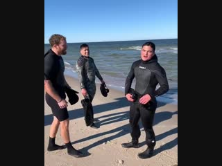 By far one of the hardest challenges I have ever done... Navy SEAL trains