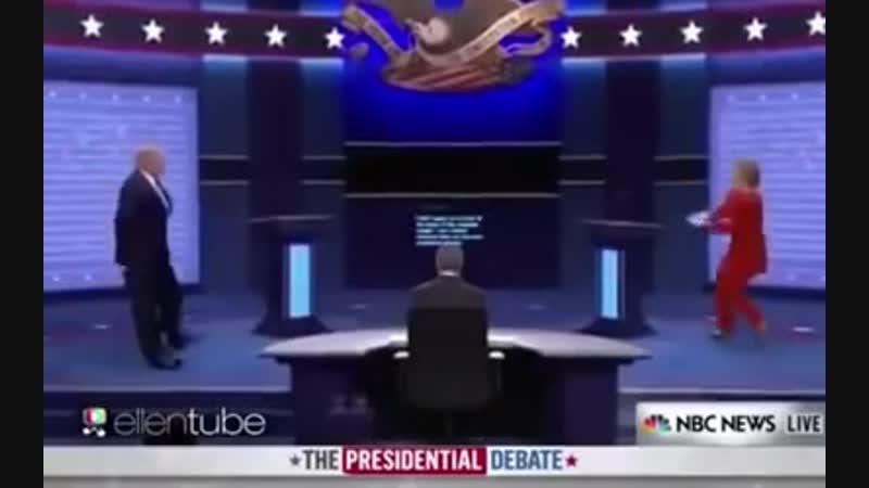 Путин играет на рояле а Трамп И Хилари пустились в пляс