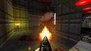 Doom the Way id Did | E1M2: Military Bunker [Brutal Doom v21 RC1]