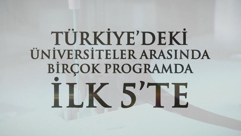 Ankara Yıldırım Beyazıt Üniversitesi Tanıtım Filmi 2017