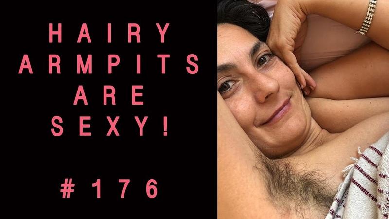 HAIRY ARMPITS ARE SEXY! 176