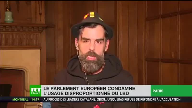Jérôme Rodrigues «Que justice me soit rendue».mp4