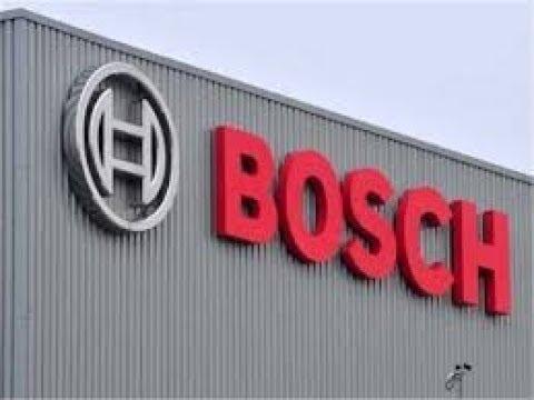 Завод Bosch Посетил в рамках празднования 40 летия Bosch в городе Карлсруэ