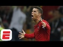 Portugal Hat Trick Hero Cristiano Ronaldo Stuns Spain With Amazing Free Kick