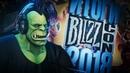 Blizzcon 2018 - обзор, мнение, итоги!