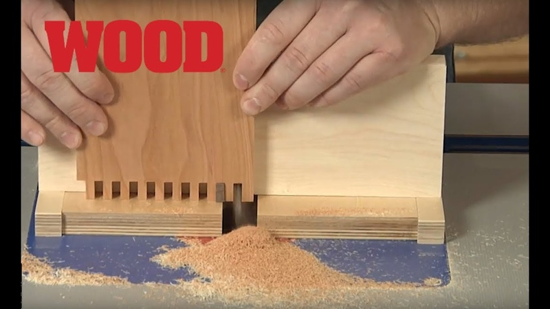 How To Build A Box Joint Jig For Your Router - WOOD magazine