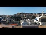 Остров Корсика, Франция! Городок Кальви на побережье!