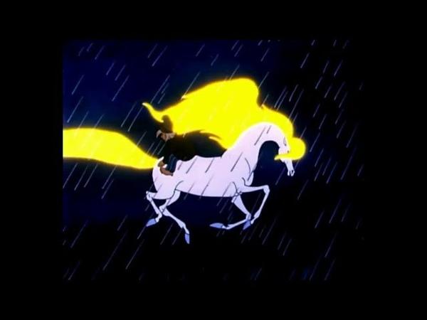 Конёк - горбунок. Сказка о царе Салтане. Царевна - лягушка. Мультфильмы.
