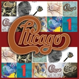 Chicago альбом The Studio Albums 1979-2008 (Vol. 2)