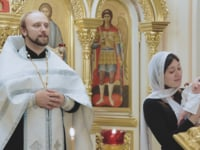 Крещение Ивана - храм Иоанна Кронштадтского