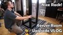 Server 'Room' Rebuild Work vlog