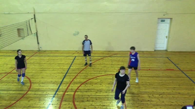 Финал турнира по волейболу от ClickSport при поддержке Додо Пицца