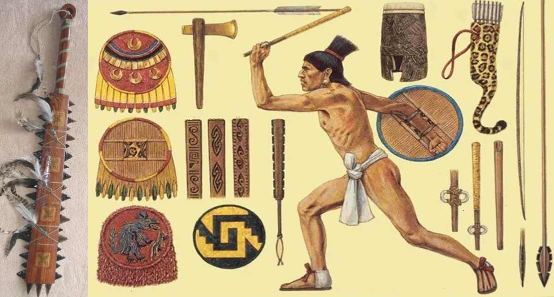Вооружение майя