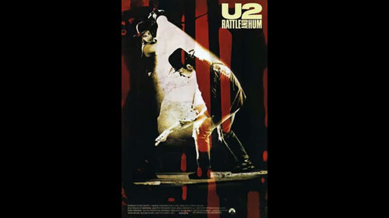 U2 - Freedom For My People / Silver and Gold (Film Rattle and Hum 1988)